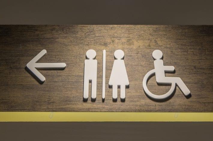 potty training - wc sign 1