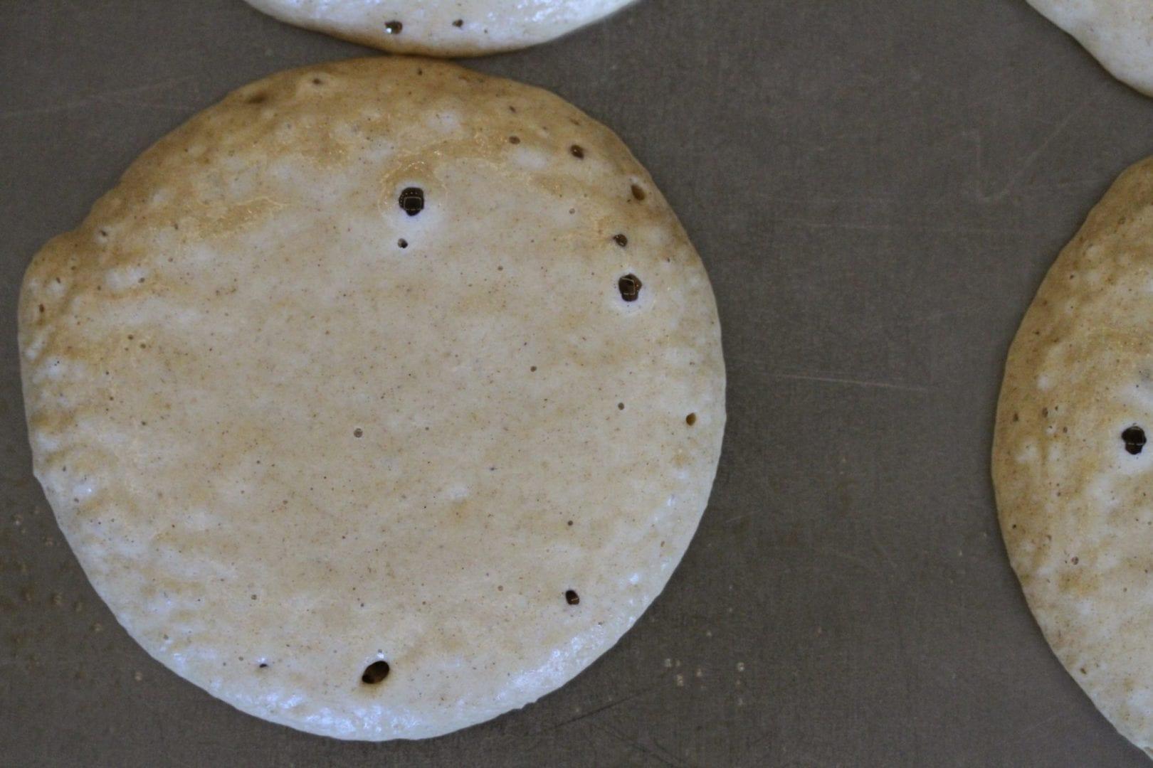 Gluten free pancakes - best sunday pancakes - pancakes cooking
