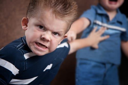 Child is aggressive - what to do when your child is angry - diy anger management therapy for children 1