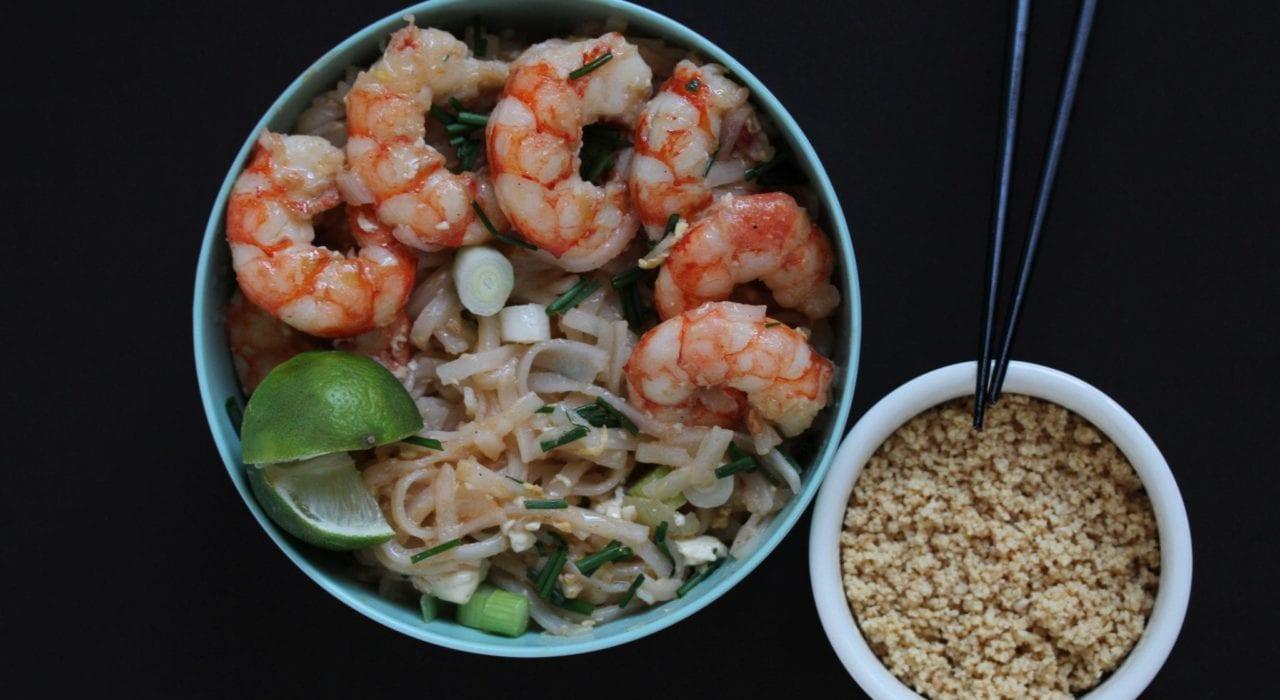 Easy Pad Thai - fun family dinner - feature 4