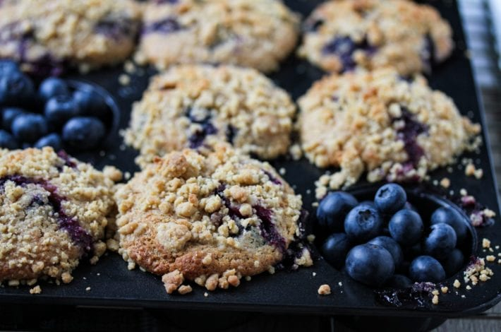 Blueberry muffins - wholewheat blueberry muffins - healthy blueberry muffins - rev 2 (1)