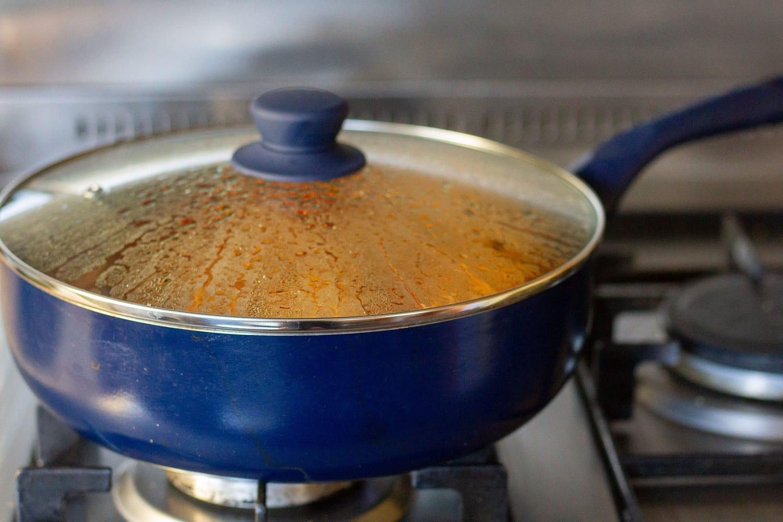 Tomato soup - bonfire night recipes - creamy tomato soup - vegan recipes