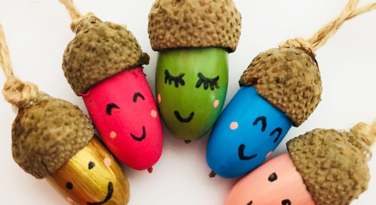 Little Acorn People Arts Crafts Mas Pas
