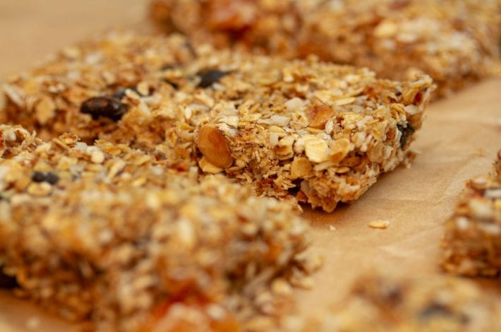Granola bars - granola bar recipe - kids healthy snacks
