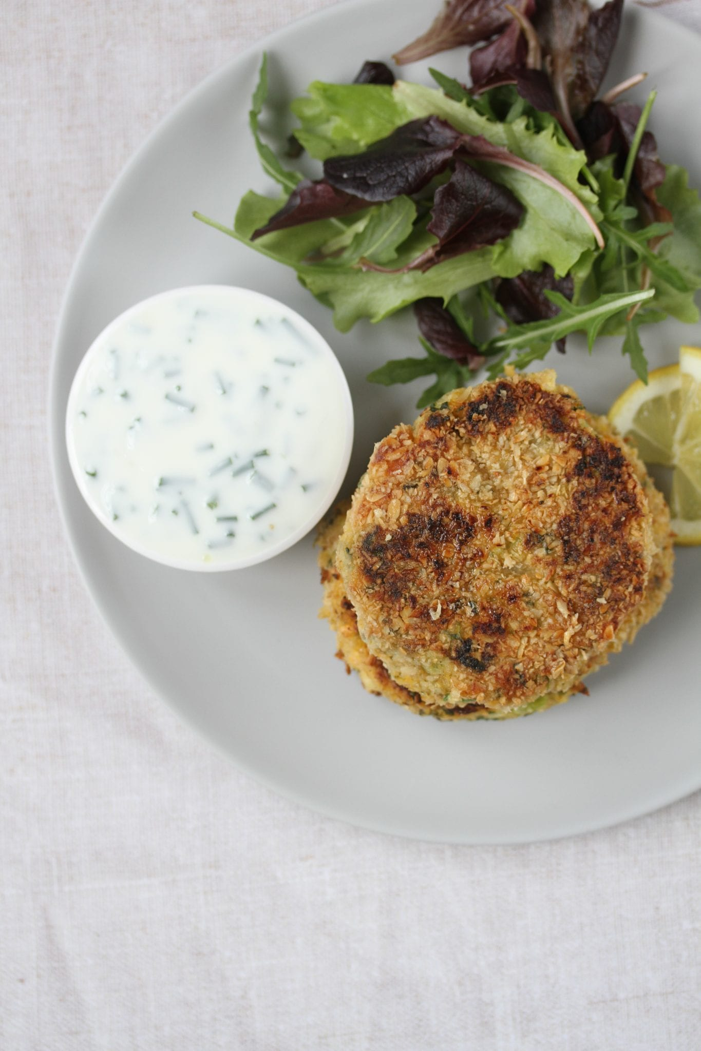 Salmon fish cakes - try these healthy fish cakes for kids (3)