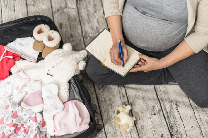 baby arrives - preparing for baby - what to do before birth