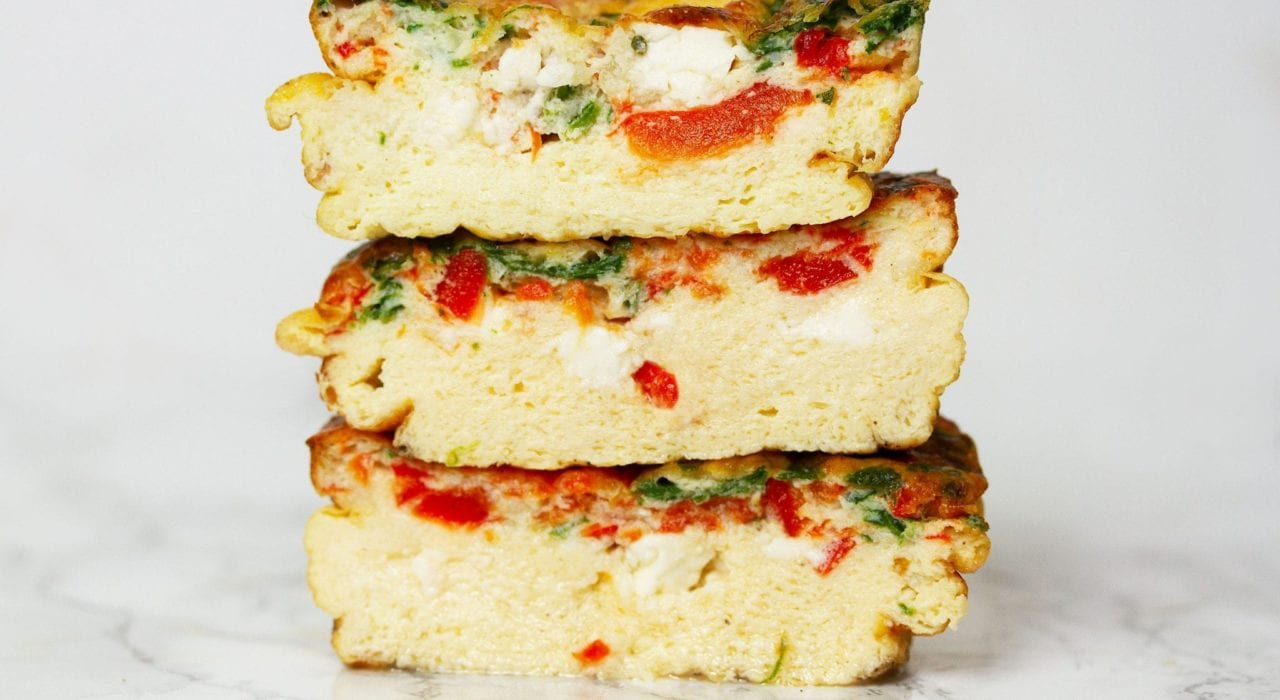 egg muffins - egg frittatas - healthy breakfast - healthy kids recipes