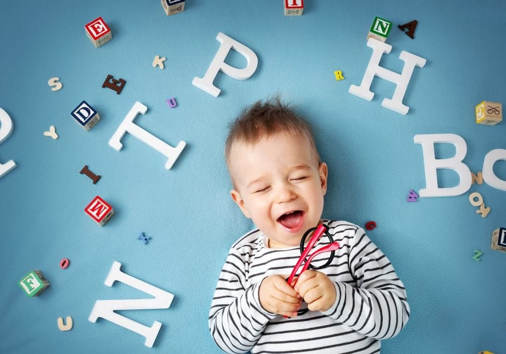 Make your baby smarter by talking to baby - help boost baby's brain development