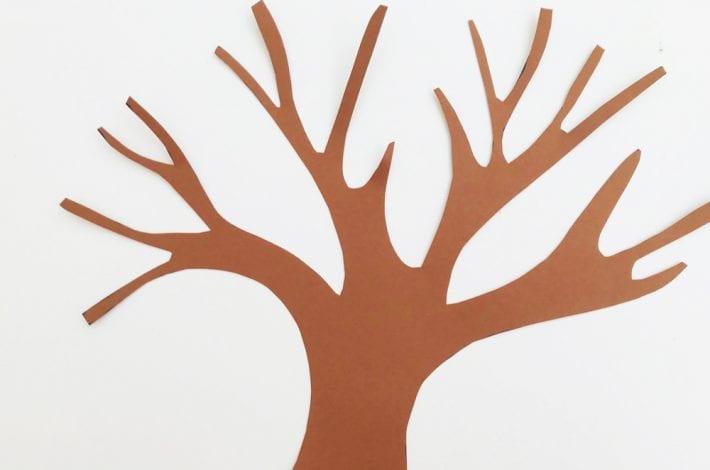 write name - leaf tree - name game - first words