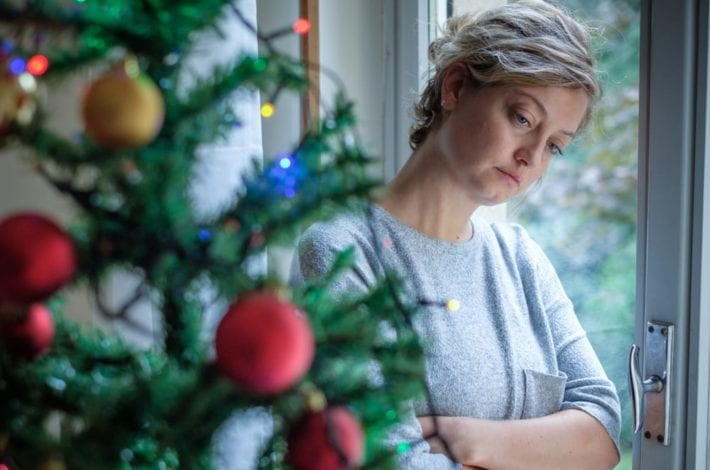 Christmas after loss - 5 ways to help you through Christmas day after losing a loved one