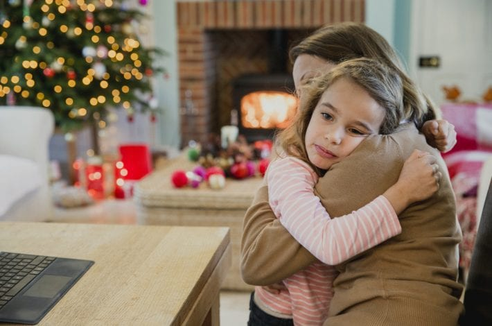 co parenting at Christmas - how to parent at Christmas after separation or divorce