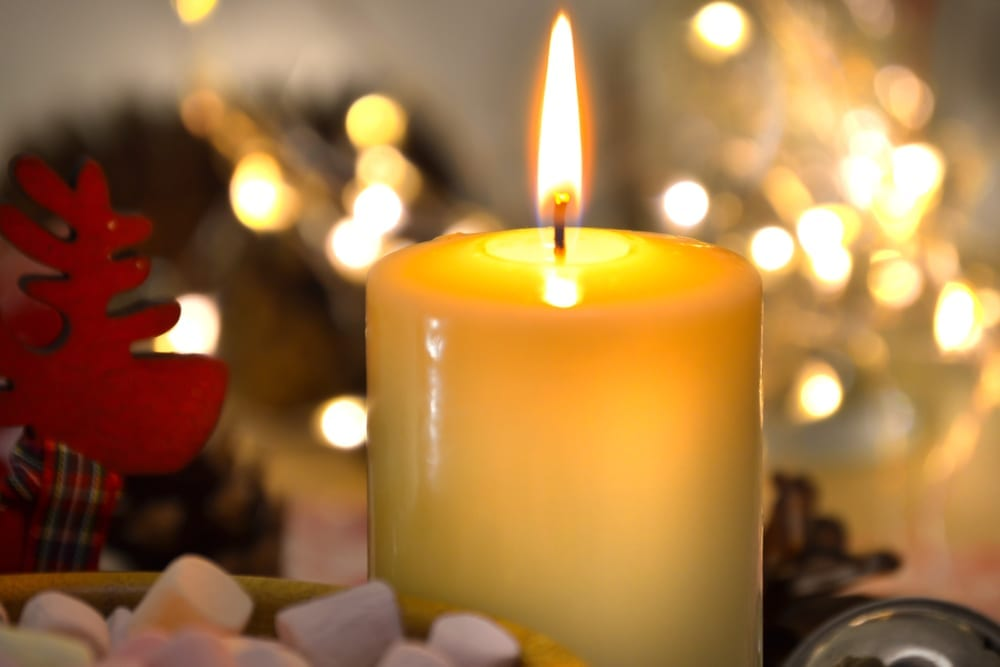 coping with loss at Christmas - one mother talks to us about the loss of her father