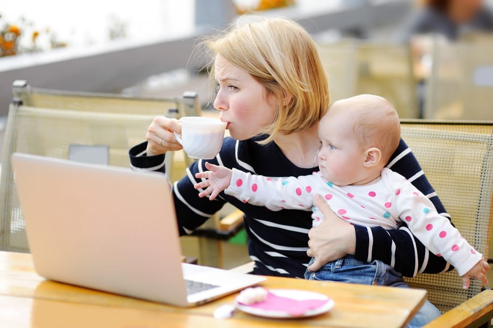 Full time working mum - 7 things the full time working mum wishes you wouldn't say