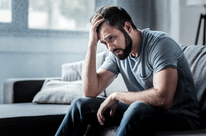 postnatal depression in dads - what you didn't know about paternal postnatal depression