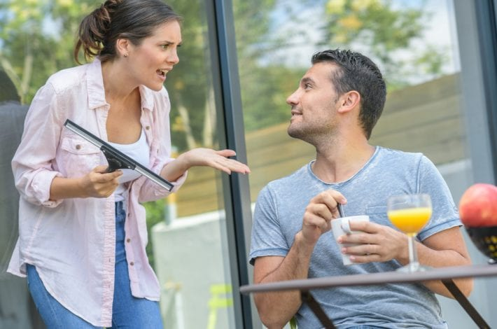 relationship problems after having baby - best ways to stay in sync