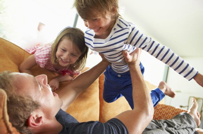 How to be an amazing single dad - single dad tips to help them through parenting