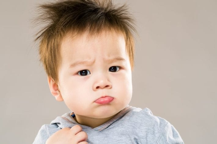 Toddler biting what does it mean - find out why toddlers bite and what causes the bad behaviour