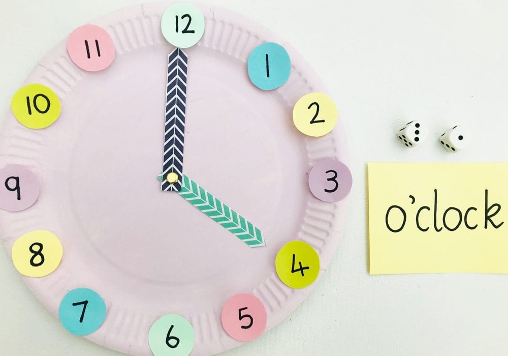 Teaching time to kids with this fun clock game | Learning ...