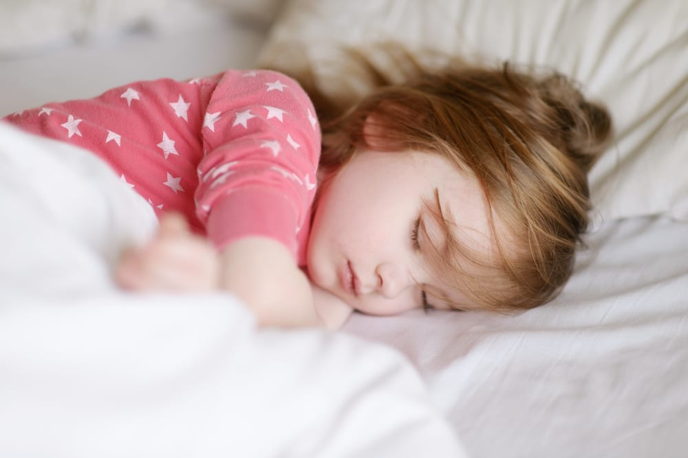 Toddler nightmares or night terrors - remedies that can help calm your child and avoid sleep terrors