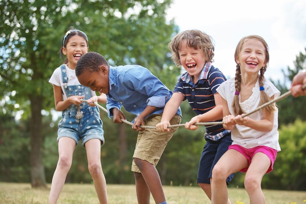 15 BEST group party games for kids - low cost and fun packed activities for kids parties