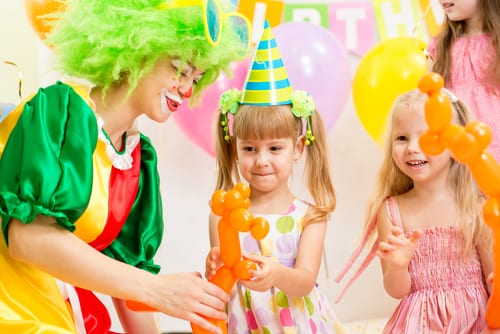 Try one of these 20 awesome kids party entertainment ideas for bags of fun at kids birthday parties