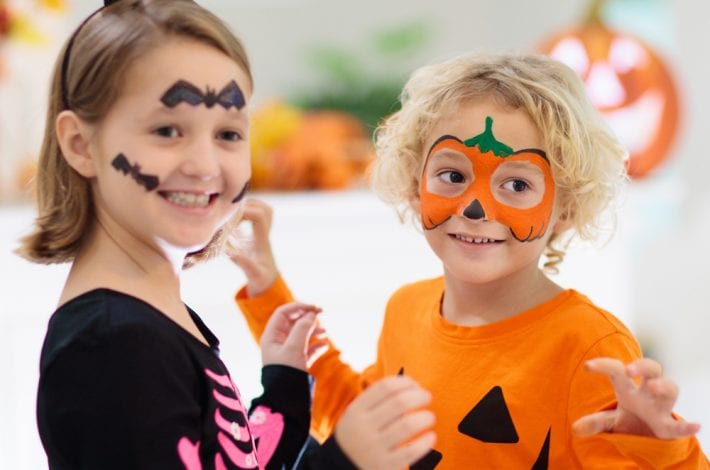 halloween activities for toddlers and little kids